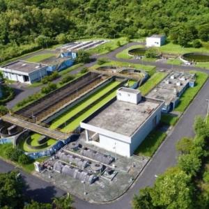 經濟部和平工業區和平污水處理廠池體結構工程 3