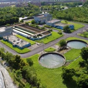 經濟部和平工業區和平污水處理廠池體結構工程 2