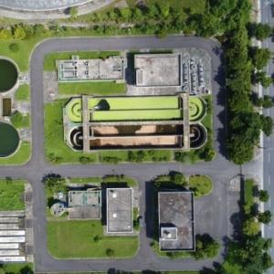 經濟部和平工業區和平污水處理廠池體結構工程 1