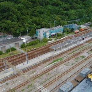 北迴雙線漢本站站場新建工程 2