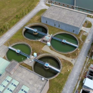 清洲淨水場(JV100%)沉砂調節池及清水池結構工程、廢水設備區、排水溝工程、圍牆工程等 3