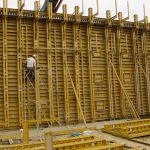 清洲淨水場(JV100%)沉砂調節池及清水池結構工程、廢水設備區、排水溝工程、圍牆工程等 2