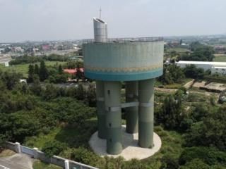 高架配水池工程