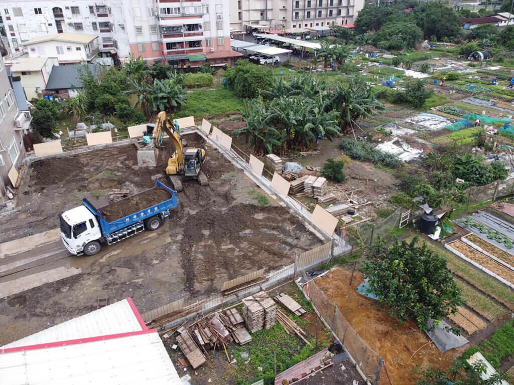 2020_11月15日_(先)_基礎開挖 1