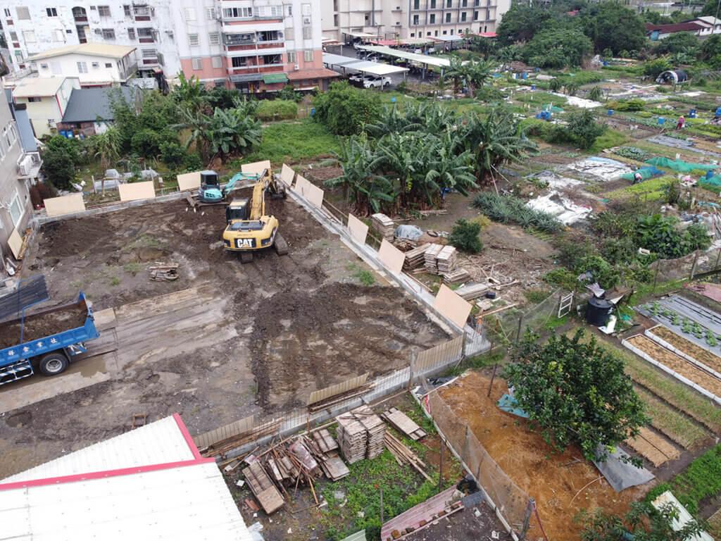 2020_11月15日_(先)_基礎開挖 2