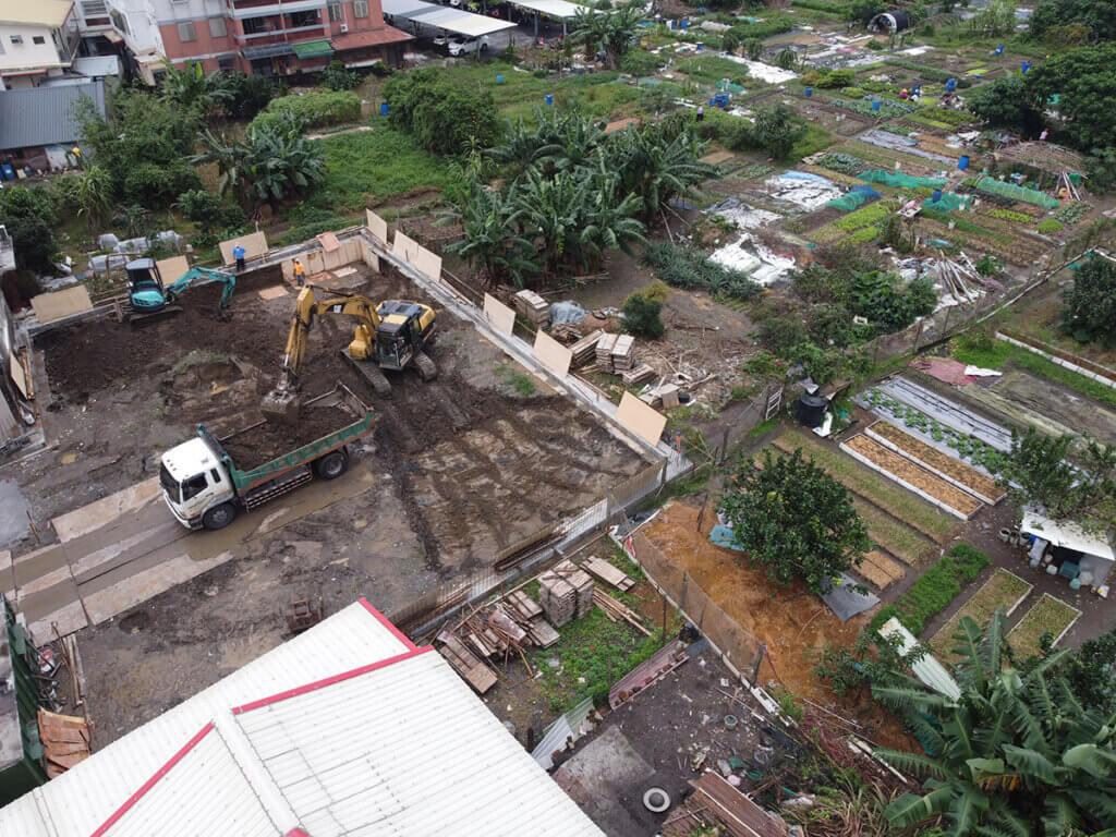 2020_11月15日_(先)_基礎開挖 3